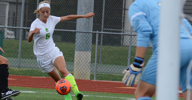 One shot enough to sink @DubC_WSoccer