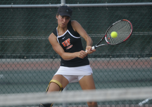Women's Tennis Completes Day 1 of ITA
