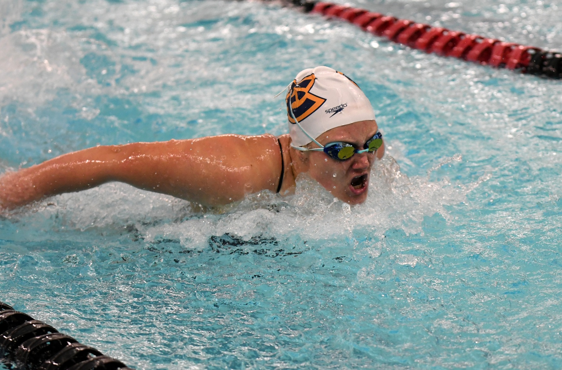 Swim & Dive falls to St. Cloud State