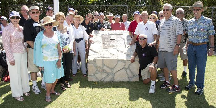 "John ""Tiger"" Godfrey Memorial Unveiled"