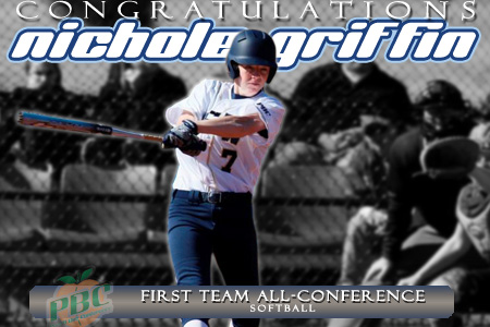 Griffin named All-PBC