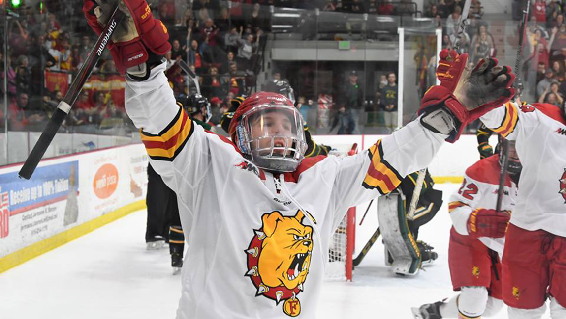 Challenging Schedule In Store For Ferris State Hockey As Bulldogs Unveil 2017-18 Slate
