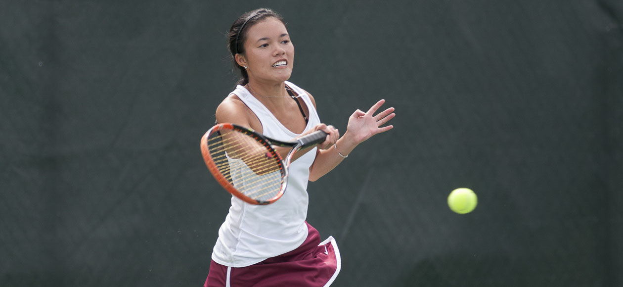 Women's Tennis Dispatches Eastern Nazarene, 9-0