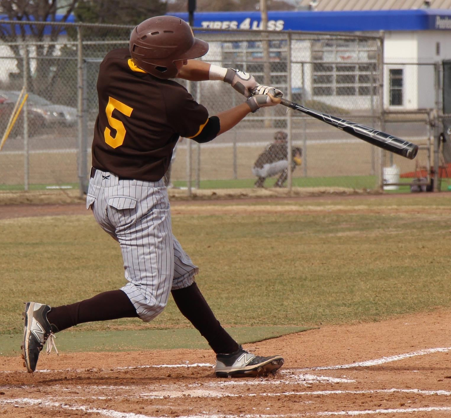 Busters Drop Game II to Indian Hills 8-6 in Extra Innings