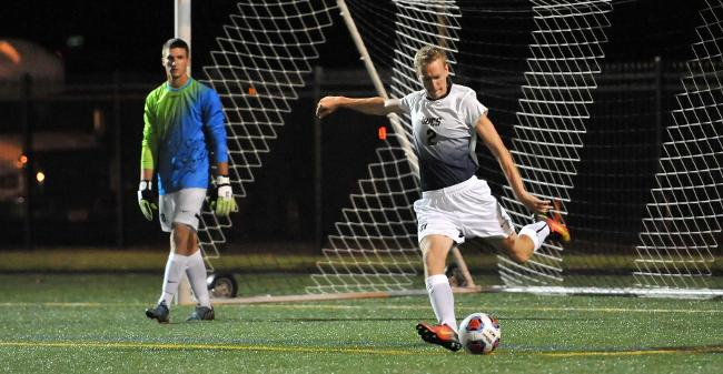 Men's Soccer Seeded Second In MASCAC Championships, Set To Host Framingham State-Fitchburg State Winner In Semifinal Match Friday Evening