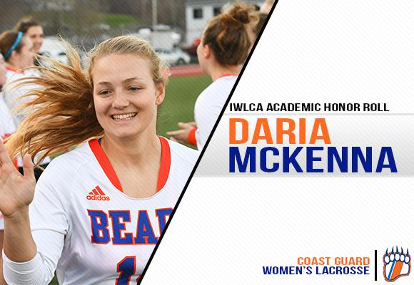 McKenna Named to IWLCA Academic Honor Roll