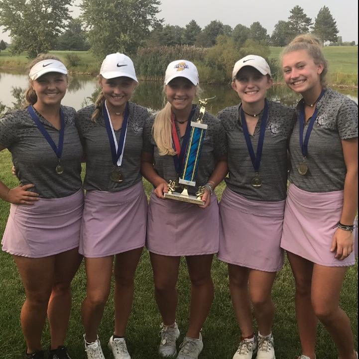 Lady Bulldogs win the WEBO Invite