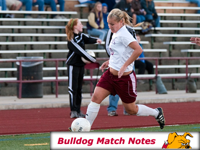 Ferris State Women's Soccer Notes - Matches 16-17