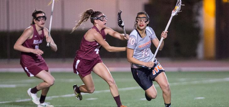 Redlands Too Good in Semis, Oxy WLAX Finishes Third