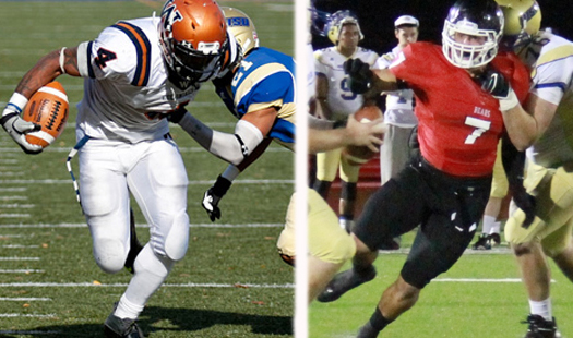 McKoy and Ruggiero Headline the Inaugural 2013 MASCAC Football All-Conference Team