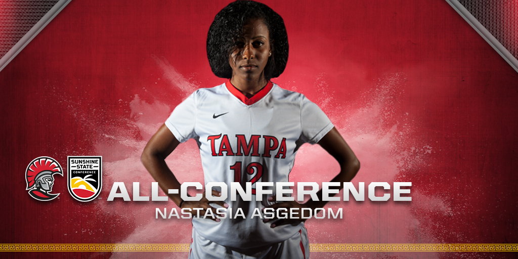 Nastasia Asgedom Named All-SSC