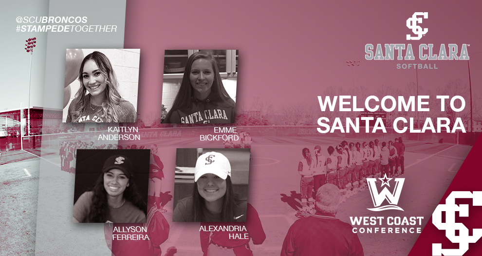 Softball Signs Four to National Letters of Intent