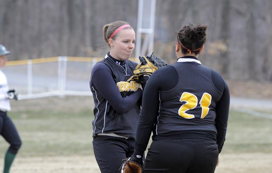 Softball Falls to Defending Conference Champions