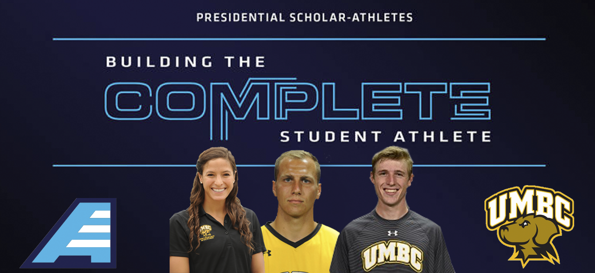 Three Retrievers Among Five Named America East Presidential Scholar-Athletes