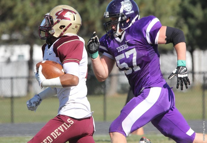 Eureka shuts out Iowa Wesleyan for school's 300th football victory