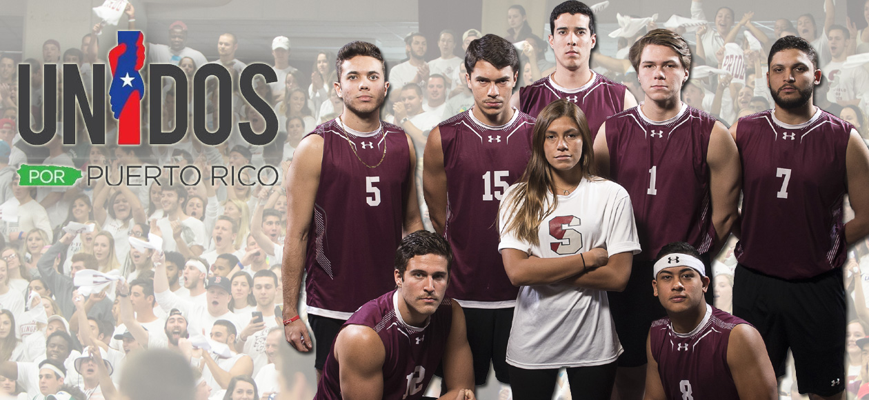 Men's Volleyball Video Stream On April 5 To Be Broadcast In Spanish As Part of Puerto Rico Relief Awareness