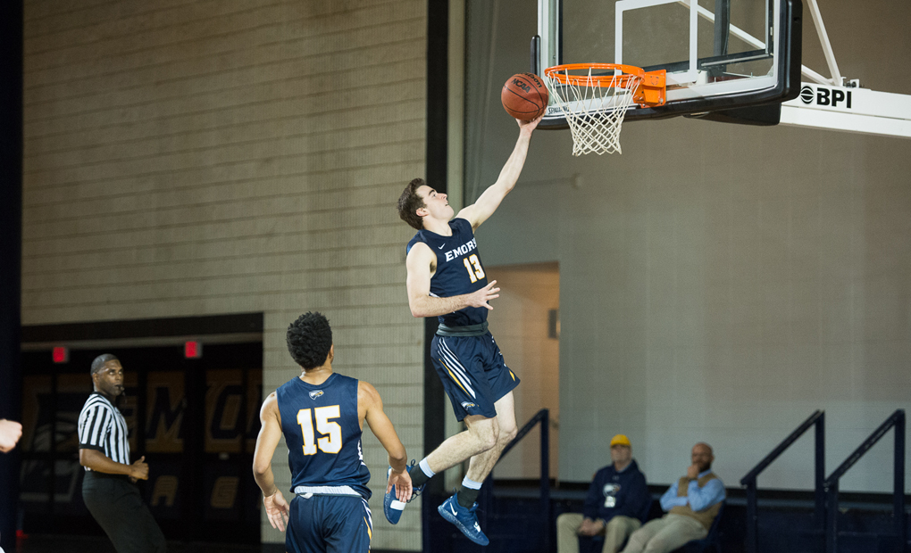 Emory Men's Basketball Topped By Chicago
