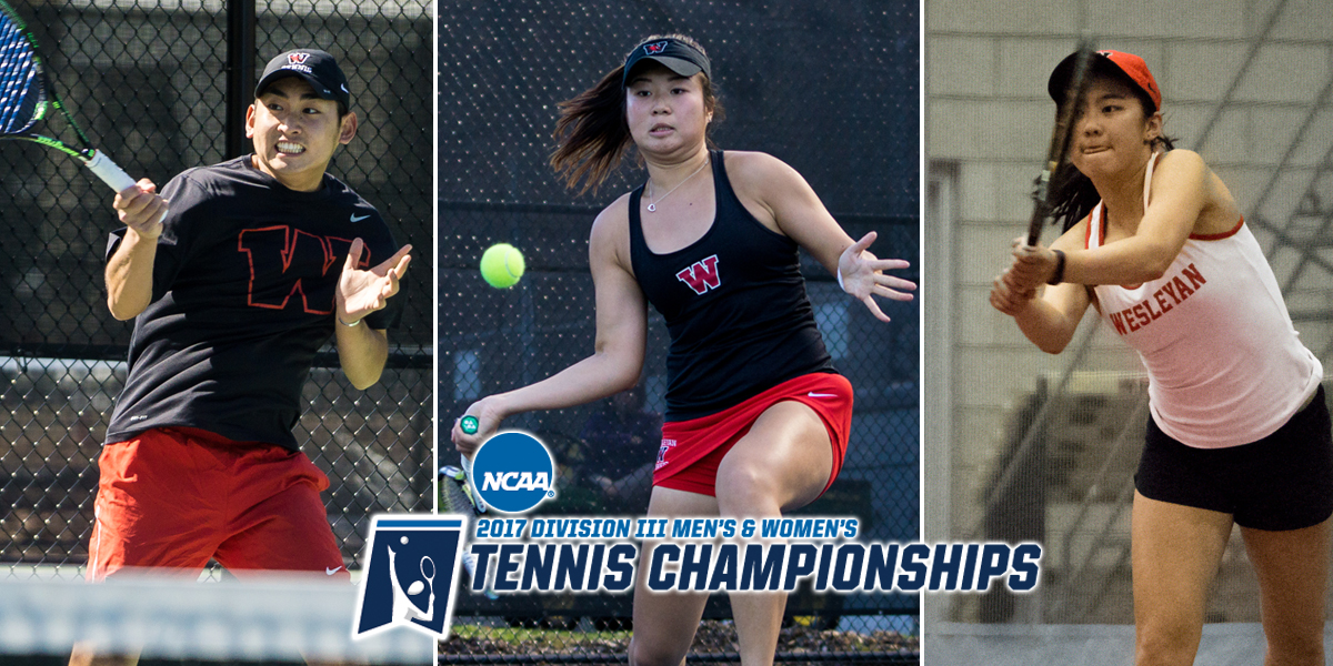 Three Cardinals Qualify for Individual Tennis Championships; Two Named Alternates