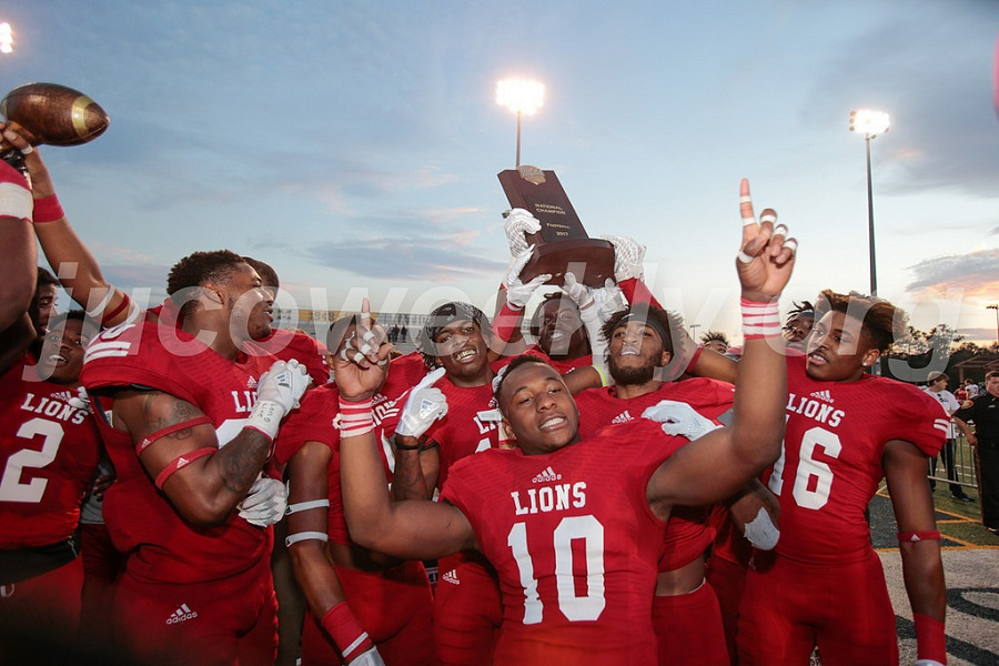No. 1 EMCC claims fourth NJCAA football title in seven years with 31-28 win over No. 2 Arizona Western in Mississippi Bowl X