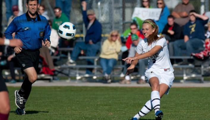 Soccer Ties Saint Benedict in 2012 Home Opener