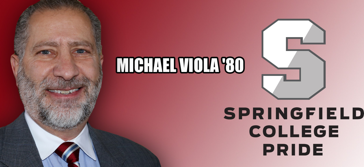 Athletic Hall of Fame Spotlight: Michael Viola '80