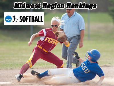 Ferris State stayed at 10th place in the most recent NCAA Midwest Region Rankings Poll.  (Photo by Ed Hyde)