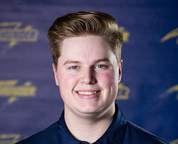 Evan Van Amsterdam, Concordia University, Curling