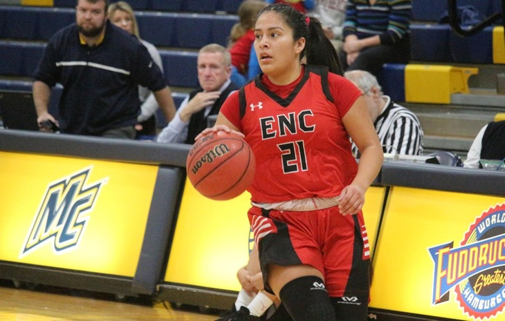 Women's Basketball Cruises to 90-50 Victory at Pine Manor