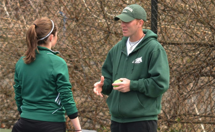 Russell Records First Win as Head Coach in 5-4 Win Over Penn State Abington
