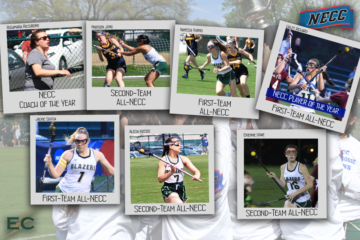 Richard Tabbed NECC Player Of The Year To Highlight 7 Elms Women's Lacrosse Honorees