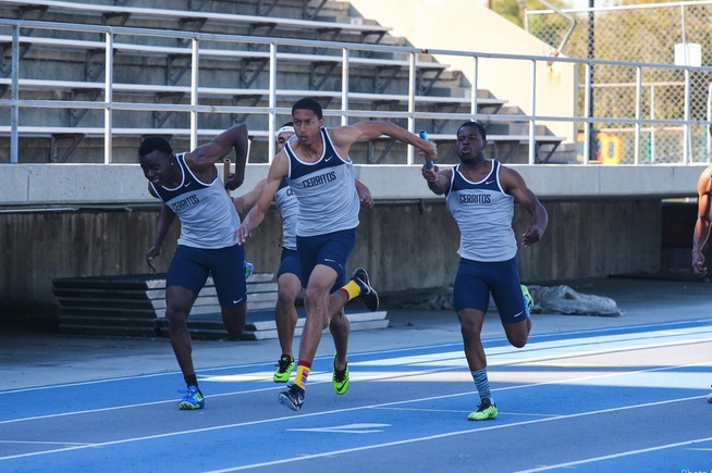 File Photo: Falcons do well in relays at Cerritos Invitational