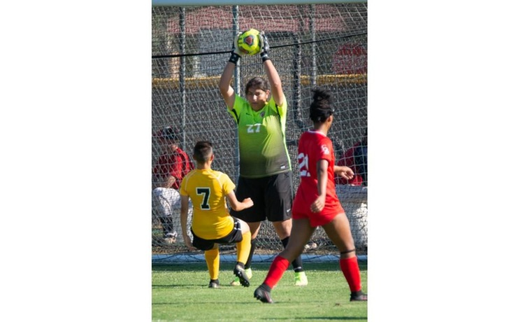 COD Women's Soccer scores five in the first half, knocks off Arabs for 26th time, 5-0