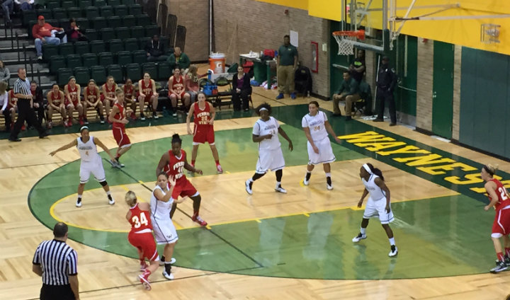 Bulldog Win Streak Halted In Road Setback Against #11 Wayne State