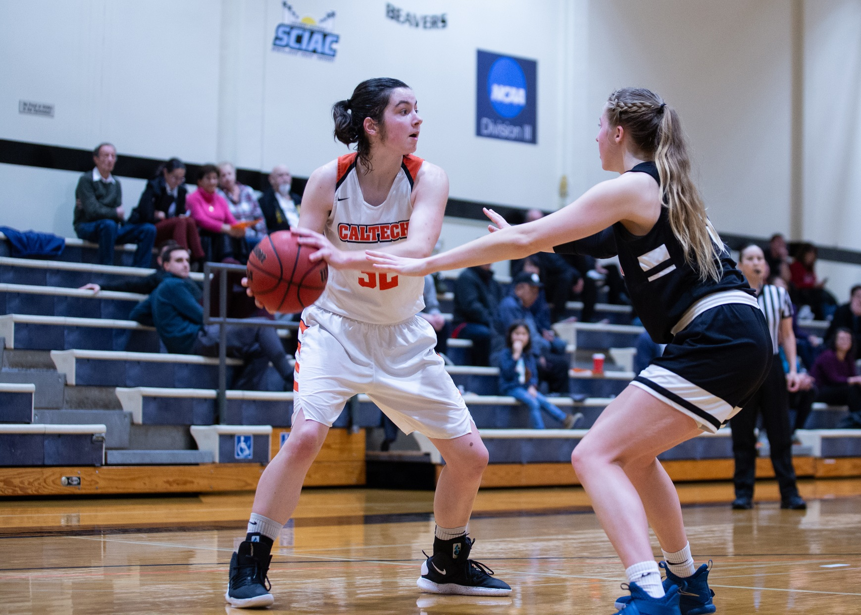Women's Basketball Nets First-Ever Win Over Cal Lutheran