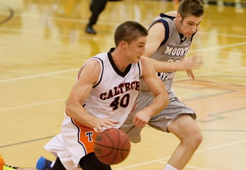 Hogue Double-Double Sparks Second Half Rally Versus Pomona-Pitzer