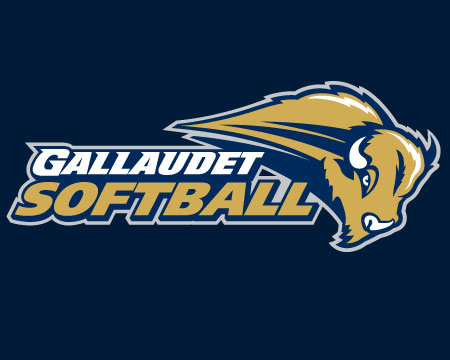 Gallaudet softball doubleheader with College of Notre Dame (Md.) postponed until Thursday