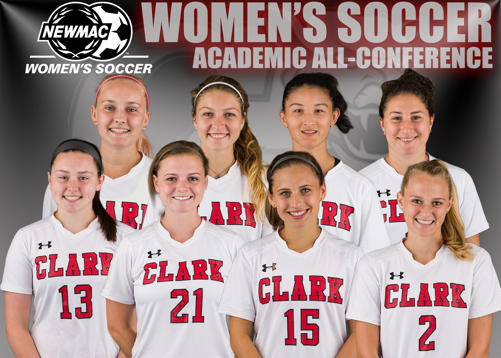 Women's Soccer Places Eight on NEWMAC Academic All-Conference Team