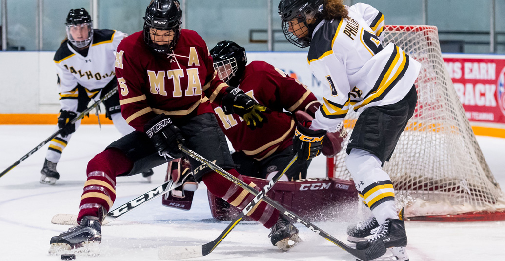 Mounties beat DAL in OT road win
