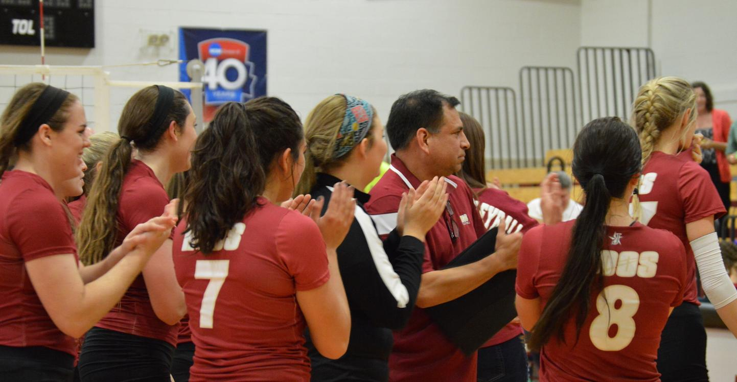 Coach Ed Garza Hosting High Intensity Volleyball Camp at Austin College