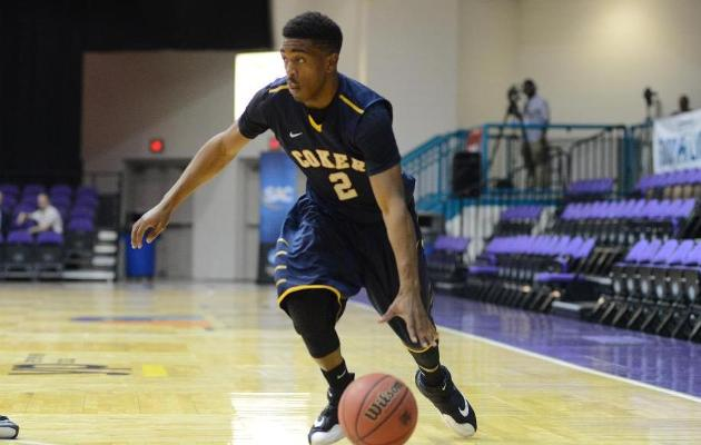 South Carolina Highlights the 2014-15 Coker Men's Basketball Schedule