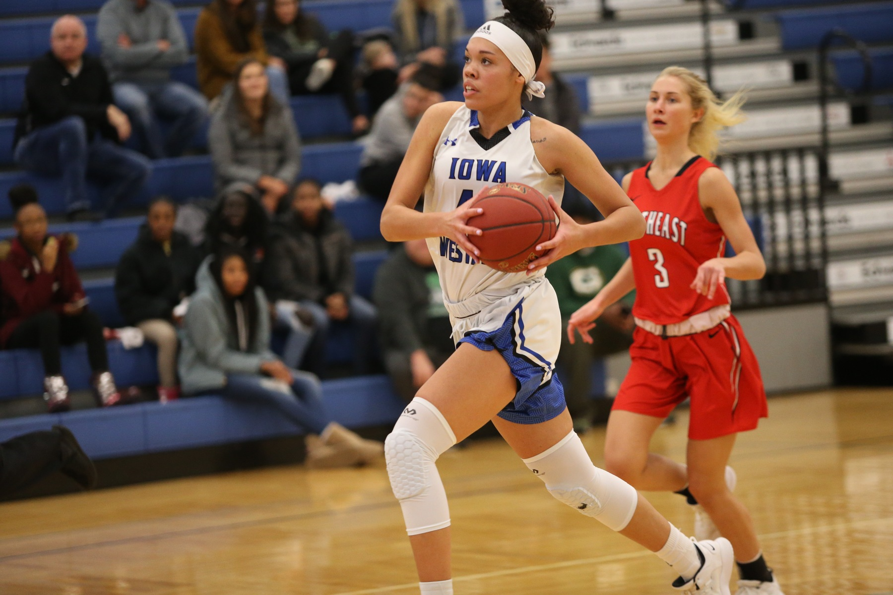 Reiver women fall one game short of Nationals