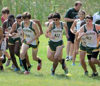 "Men's Cross-Country Developing A ""Big Three"""