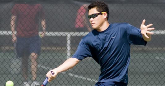 #7 Men's Tennis Prepped for Catfight, Head to NCAA Sweet-16