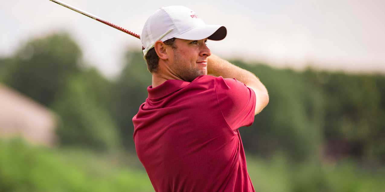 Trinity's Lyons Qualifies for U.S. Amateur