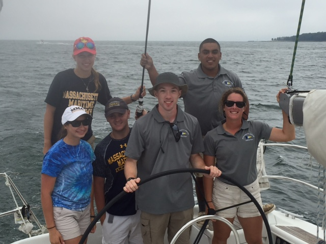 Offshore Sailing Emerges Victorious In Fall Opener At Quissett Round-The-Bay Regatta