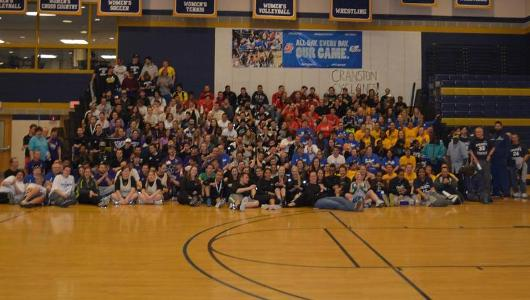 JWU Hosts Second Annual Fan In The Stands