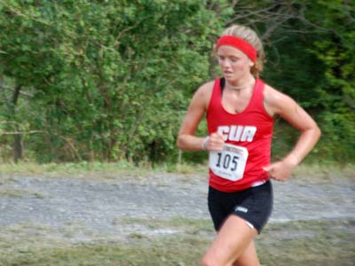 Eckberg places 4th to lead CUA at CNU Invite