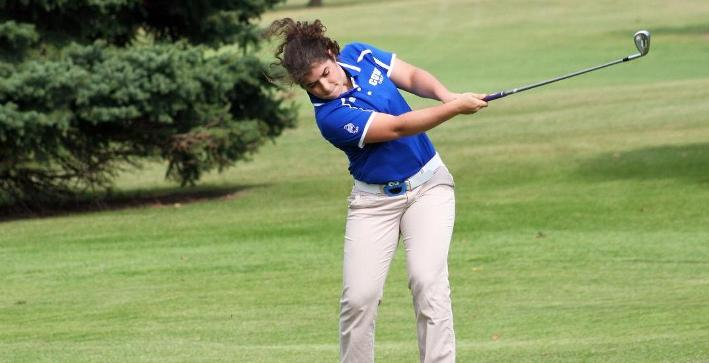 Women's Golf retains lead at NACC Championship
