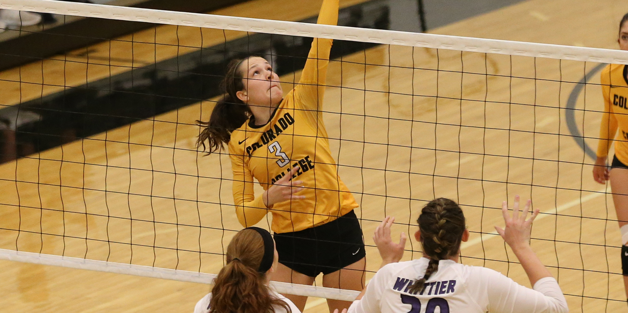 Colorado College's Counts Named AVCA D3 National Player of the Week