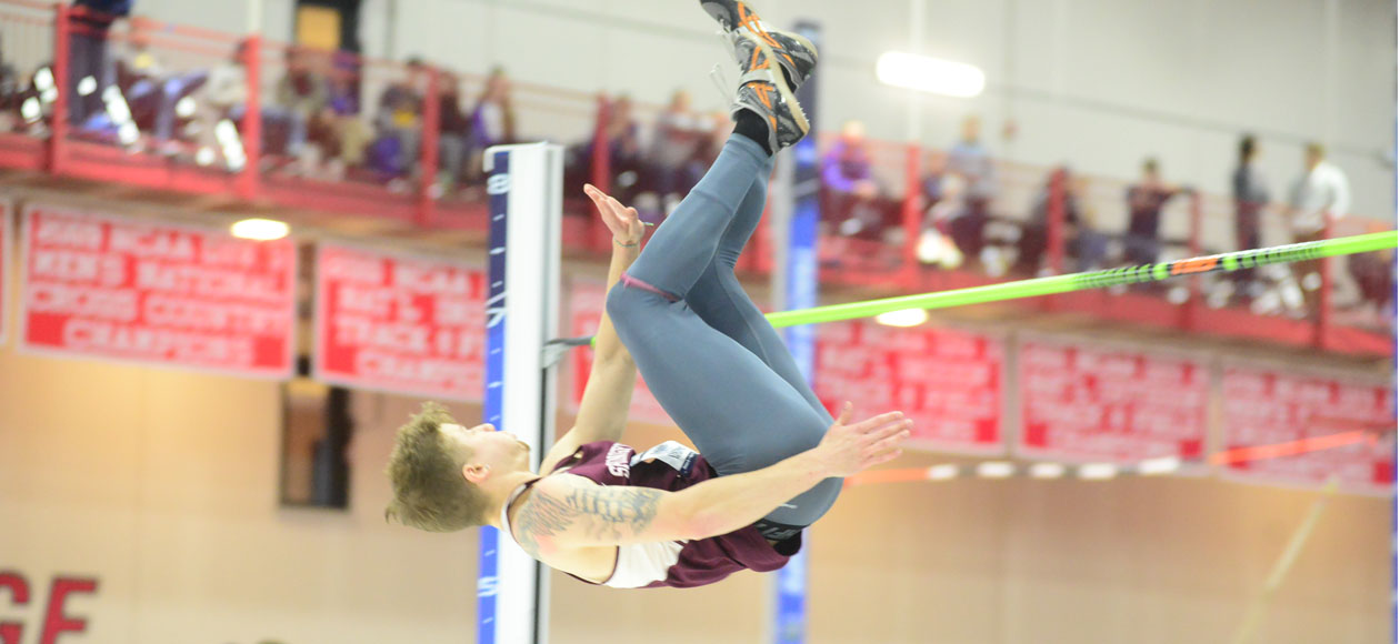 Niemiec Ties For 11th In High Jump at NCAA Division III Championships